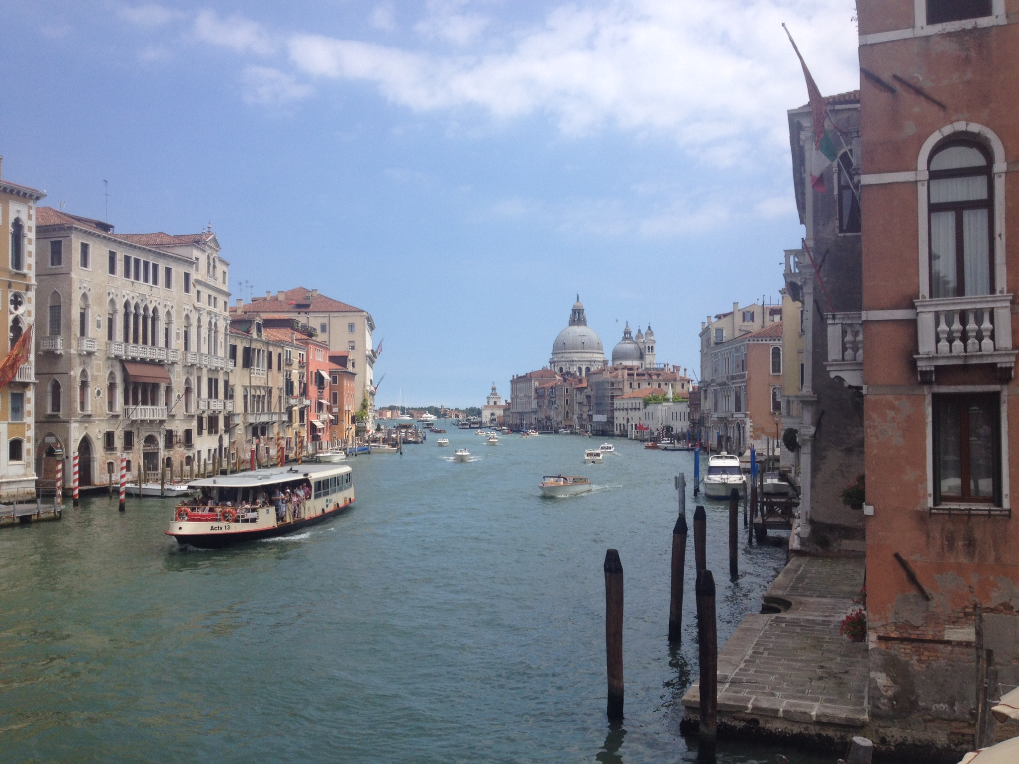 Anything that takes me back to my brief but unforgettable time in Venice is worth a read.