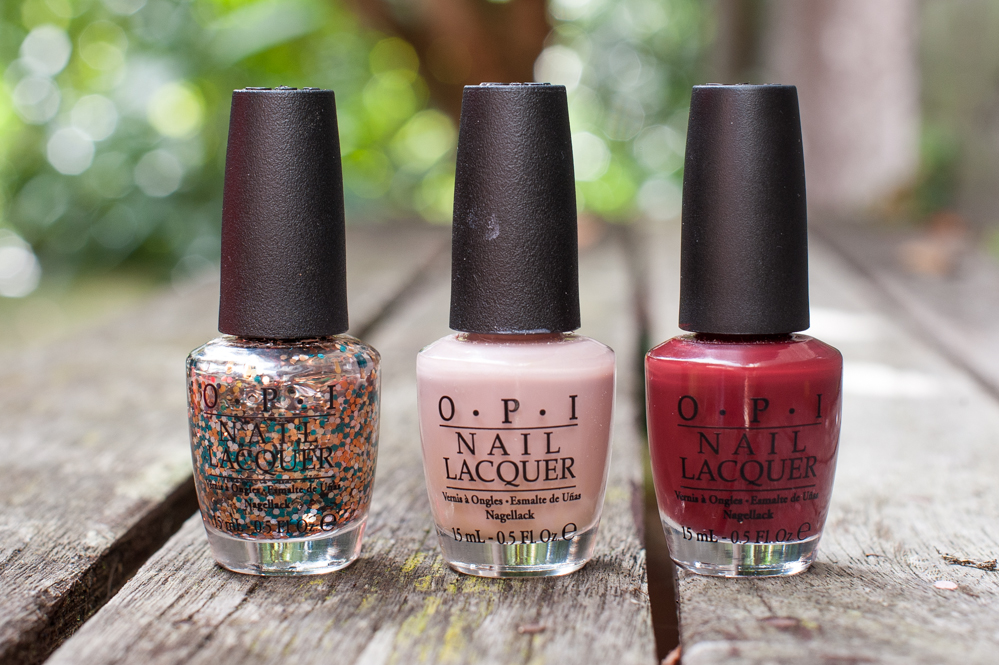 Winter OPI Nail Polish