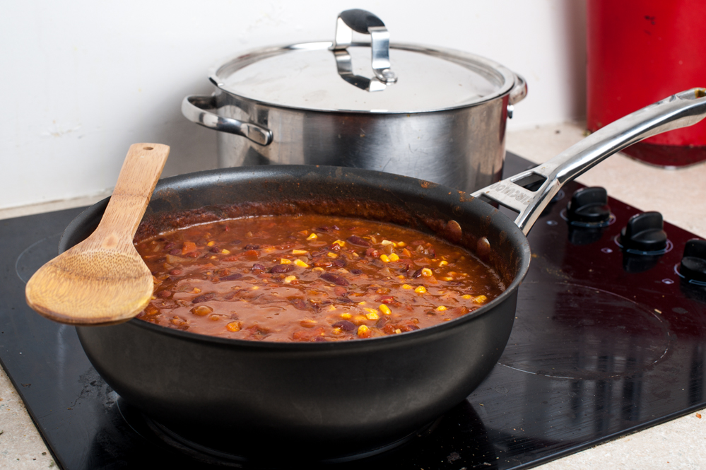 Vegan Chilli Sin Carne Recipe