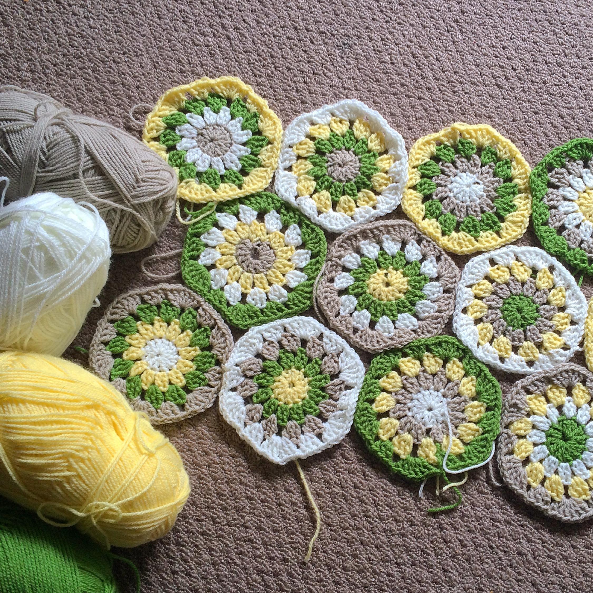 Crochet myfoxycorner