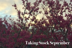 Taking Stock September